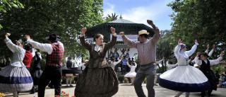Festival de Folclore de Elvas abre com grupos de vários países