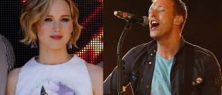 Jennifer Lawrence e Chris Martin separados?