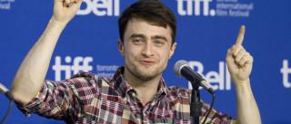 Daniel Radcliffe está sóbrio há dois anos