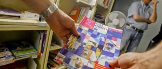 """Anualmente os manuais escolares são """"ilegalmente"""" renovados"""