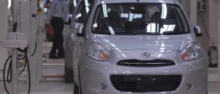 Vendas de automóveis em abril com menor subida dos últimos 30 meses