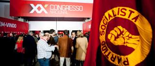 PS inclina-se para congresso após presidenciais