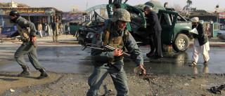 Talibãs tentaram conquistar capital provincial no leste do Afeganistão