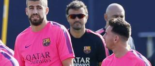Luis Enrique vê semelhanças entre Messi e Bolt. Saiba em quê