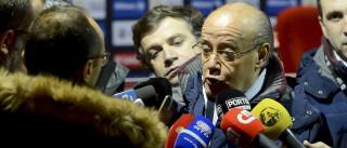 """""""Sporting foi beneficiado em dois jogos, alguns só não o foram em dois"""""""