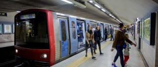 Metro só chega à Reboleira no segundo trimestre de 2016
