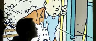 Álbum da 8.ª aventura de Tintin leiloada por 1,2 milhões