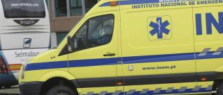 Despiste de veículo em Abrantes provoca um morto e dois feridos