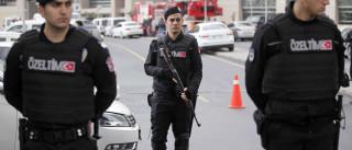 Turquia interceta grupo com quatro cintos de explosivos na fronteira