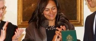 Isabel dos Santos em entrevista rara fala sobre evolução angolana