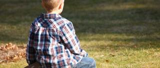 Crianças passam pouco tempo ao ar livre