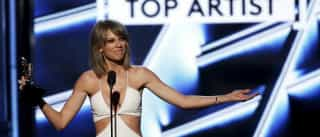 Taylor Swift vence vídeo do ano nos prémios da MTV