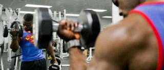 Sinais de que se esforça demasiado no ginásio