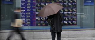 PSI20 cai 1,96% em linha com Europa