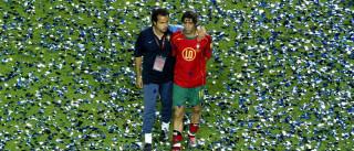 Rui Costa recorda quando Eusébio lhe disse que ficava no Benfica