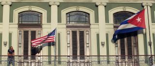 """Cuba devolve míssil enviado """"por engano"""" pelos Estados Unidos"""