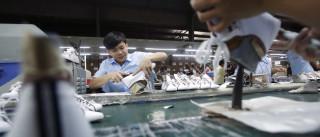 Sector do calçado recebeu só este ano cinco milhões de euros