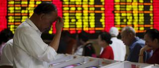 Tropeção chinês pode confirmar má fama do mês de setembro