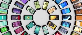 Tem várias aplicações no seu smartphone? É uma raridade