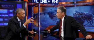 Já se sabe quem Jon Stewart convidou para despedida do 'Daily Show'