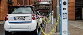 EUA quer que carros elétricos sejam mais barulhentos