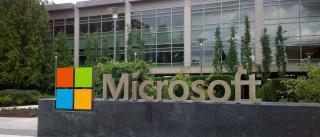 A ascensão da Microsoft em imagens
