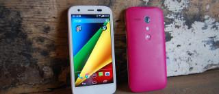 Motorola desvenda o novo Moto G