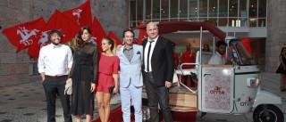 Salas de cinema encheram para estreia de 'O Pátio das Cantigas'