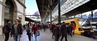 Estação de São Bento entre as mais magníficas do mundo