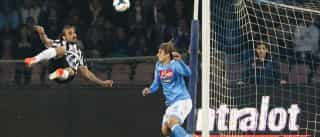 Avançado italiano Pablo Osvaldo, fechado em Madrid, já é 'dragão'