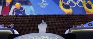 Pequim receberá Jogos Olímpicos de Inverno de 2022