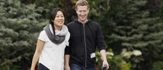 Zuckerberg vai ser pai. Uma menina está a caminho