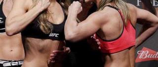 Ronda Rousey 'arrumou' adversária em 34 segundos