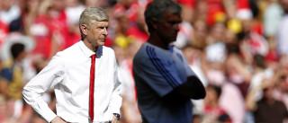 """""""Não abandonámos nada"""", responde Wenger a Mourinho"""