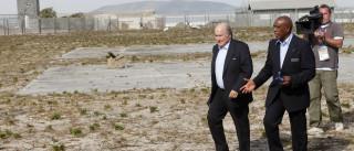 Ex-companheiro de Mandela na prisão candidato à FIFA