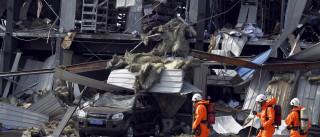 Nova explosão na cidade chinesa de Tianjin