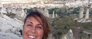 Marta Cardoso passa por momentos de pânico na Turquia