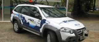 Universidade de São Paulo testa táxi autónomo