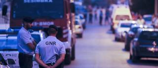 Autor do tiroteio na Quinta do Conde continua internado no hospital