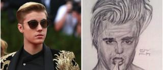 Justin Bieber mostra prenda de fã e seguidores revoltam-se