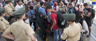 Bruxelas prepara sistema para gestão do acolhimento de emigrantes