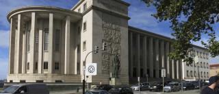 Ameaça de bomba no Palácio da Justiça no Porto