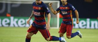 """Javier Mascherano diz que """"não suportaria"""" ser Messi"""