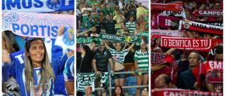 FC Porto e Sporting ganham 'rugas', Benfica faz 'lifting'