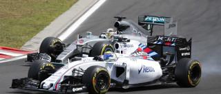 Felipe Massa renova contrato com a Williams