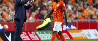 Indi expulso e Robben lesionado na derrota da Holanda
