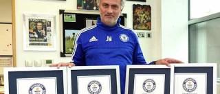 Mourinho inscreve o seu nome, mas desta vez no Livro do Guiness