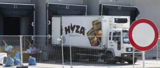 Migrantes encontrados em camião morreram asfixiados rapidamente