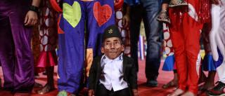 Morreu o homem mais pequeno do mundo