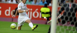 Bale custa ao Real Madrid 750 mil euros... por jogo
